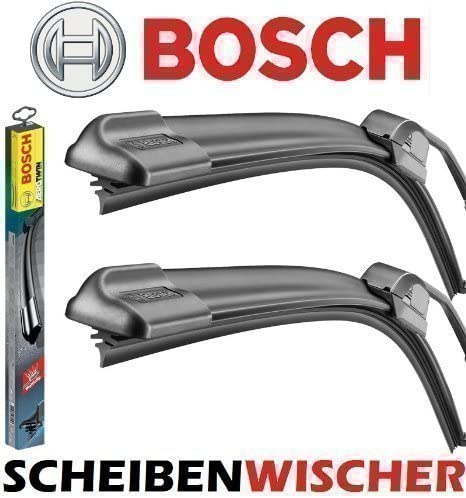 Bosch Aerotwin Ar 654 S Scheibenwischer Wischerblatt Wischblatt Flachbalkenwischer Scheibenwischerblatt 650 340 Set 2mmservice Auto