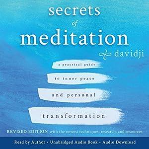 Secrets of Meditation Audiobook