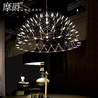 JJ Moderne LED Pendelleuchten Lampe Im Europäischen Stil Amerikanischer  Kronleuchter Kreative Persönlichkeit LED Funken Ball Moooi