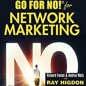 Go for No! for Network Marketing Audiobook
