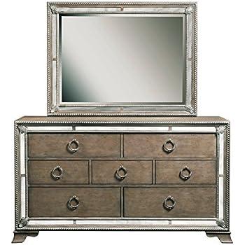 pulaski arabella small dresser mirror not included kitchen dining. Black Bedroom Furniture Sets. Home Design Ideas