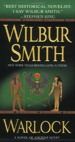 Warlock: A Novel of Ancient Egypt (Novels of Ancient Egypt)