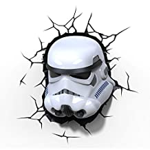 3D Light FX Star Wars Storm Trooper 3D-Deco LED Wall Light
