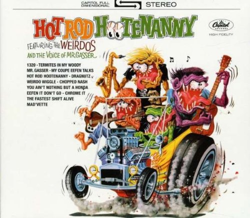 Hot Rod Hootenanny (Best Way To Get Rid Of Ground Moles)