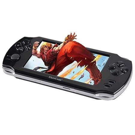 Pinjeer GBA Portátil de Carga Arcade Retro Consola de Juego ...