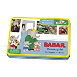 Mudpuppy Babar Museum of Art Magnetic Characters
