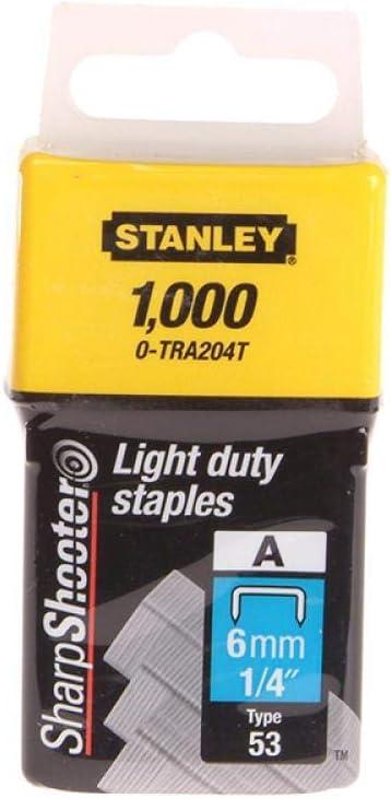 tama/ño: 8mm Stanley STA0TRA205T Clavador