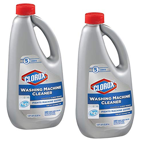 Washing Machine Cleaner, 30 Ounce Bottle, Pack of 2