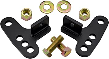 "2004 Harley Davidson SPORTSTER Sporty Rear Adjustable Slam LOWERING KIT Blocks 1-3 inches 1/"" 2/"" 3/"" for Sportster 883 Custom XL883C 04 2004"