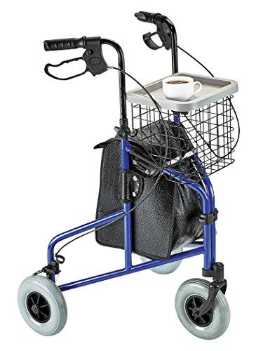 Three-Wheel Rollator by AmeriMark