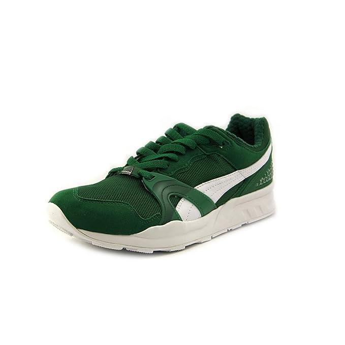 zapatillas verdes hombre puma
