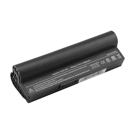 BLESYS - 7.4V/5200mAh ASUS Eee PC 900A, 900HA, Series 900HD batería