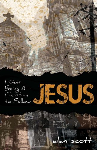 I Quit Being A Christian To Follow Jesus
