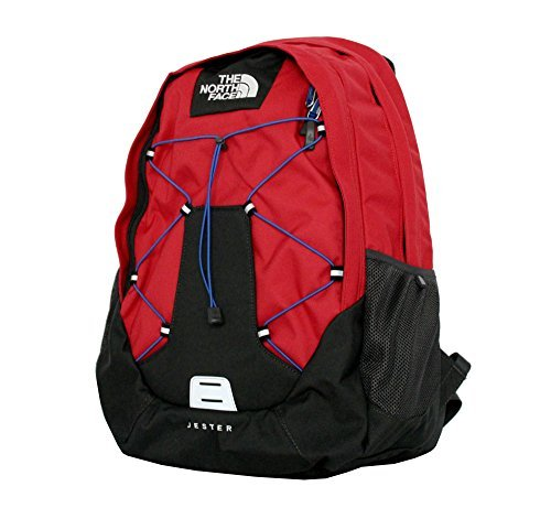 The North Face Men's Jester Laptop Backpack BOOK BAG (TNF (Jester Face)