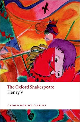 Henry V  (Oxford Shakespeare) (36511)