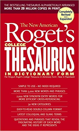 Amazon new american rogets college thesaurus in dictionary new american rogets college thesaurus in dictionary form revised updated 3 revised edition m4hsunfo