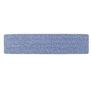 New Bling Cover Wrap Skin Film Protect Edge Sticker For Samsung S4 9500 Blue