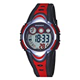 Kids Digital Watch - Girls Sports Waterproof