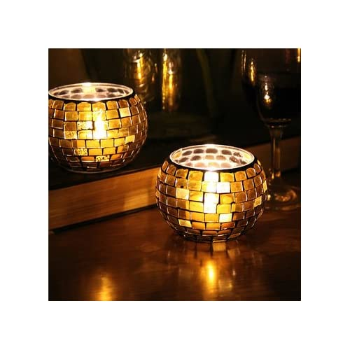 Image Result For Mosaic Candle Holder Kit