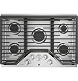 Best 30 Gas Cooktops - G.E. Profile PGP7030SLSS Profile 30 Stainless 5 Burner Review