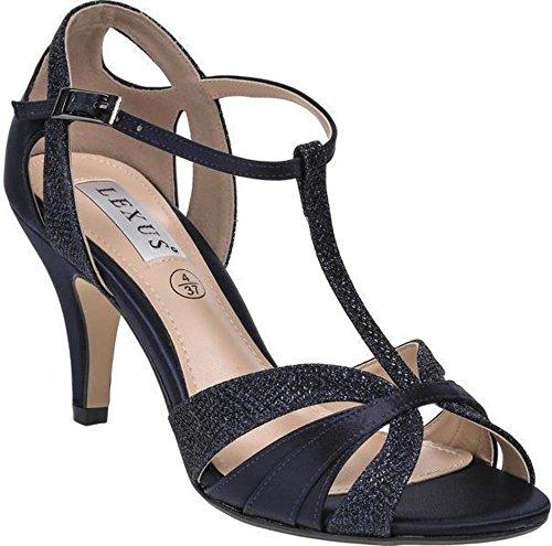Sparkle Sandals LEXUS Trixie Navy and Glitter HxzxfnT7