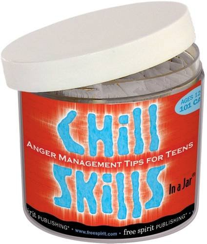 Chill Skills In a Jar®: Anger Management Tips for Teens