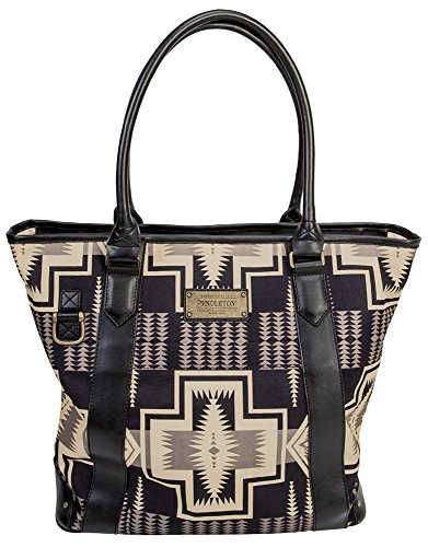 Pendleton Harding 20'' Softside Travel Tote - Black by PENDLETON