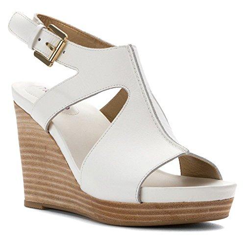 44147cc0b00 Me Too Womens Atlantis6 Leather Open Toe Casual Platform Sandals ...