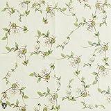 Retro Vine Paper Napkins, Alink Shabby Chic Spring Floral Design Tea Party Napkins, 20 Count 2-Ply ¡