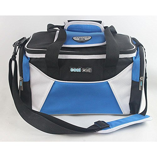 16-can-premium-duffle-cooler-with-easy-access-snap-lid-blue