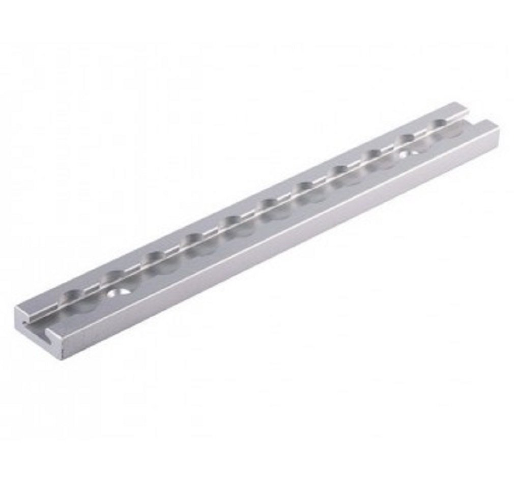 Keeper 47803 Aluminum O-track, 12'' L