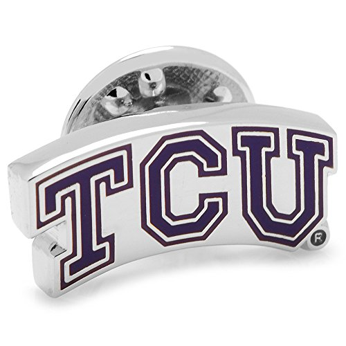 NCAA TCU Horned Frogs Lapel Pin, Officially Licensed - Cufflinks Frog Horned Tcu