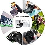 Powder Free Disposable Vinyl Gloves 100pcs 3 Mil