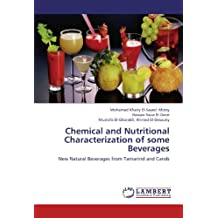Chemical and Nutritional Characterization of some  Beverages: New Natural Beverages from Tamarind and Carob