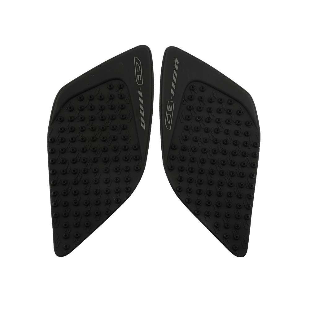 Motorcycle Black Gas Tank Pad Traction Side Fuel Knee Decal Protector For Honda CB1100 2010-2017 2011 2012 2013 2014 2015 2016