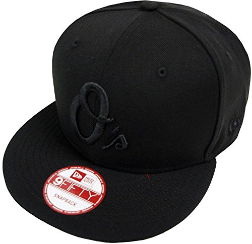 Baltimore MLB Orioles Cap Limited Era Snapback New Black Edition Black 9fifty On E5qCFntxUw