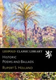 Historic Poems and Ballads