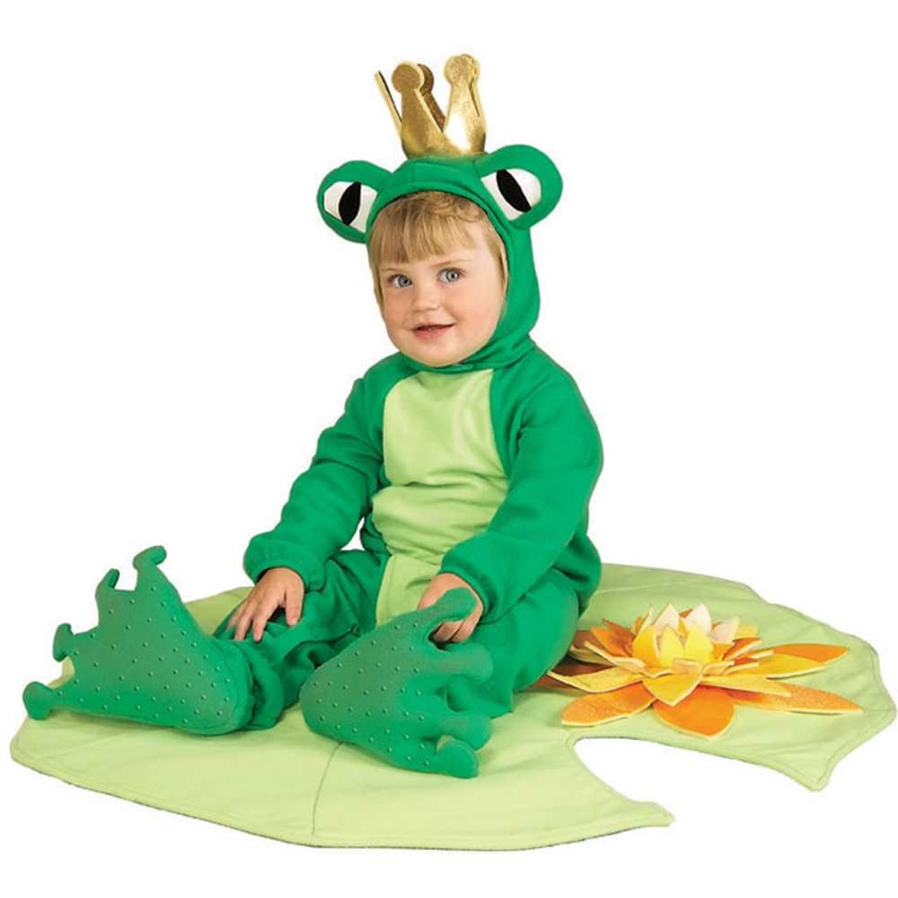 sc 1 st  Amazon.com & Amazon.com: Lil039; Frog Prince Costume - Infant: Clothing