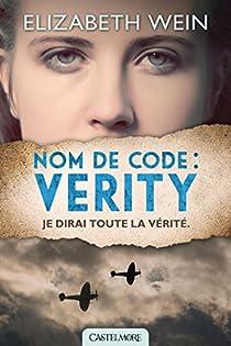 Nom de Code : Verity par Wein