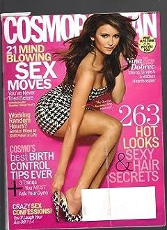 Cosmopolitan Magazine (September 2013) Nina Dobrev - Vampire Diaries (Single Issue Magazine)