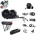 Junstar Mountain Bike Mid-Drive Motor Road Bike Elettrico Mid Motor Bafang BBS02B 48V 750W (MM G340.750) Kit di…