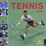 Tennis 2020 Wall Calendar: The Official U.S. Open Calendar
