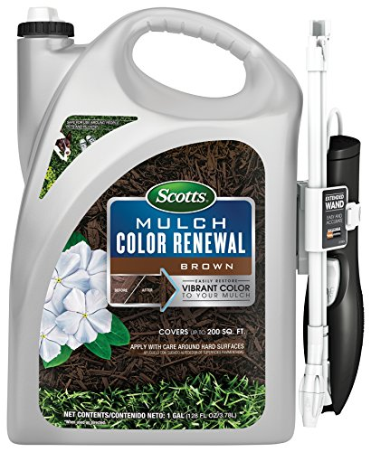 Scotts 1G BRN Color Renew Mulch ()