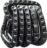 Tactical Carabiner Keychain - Hard Polymer