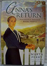 Anna's Return (Pleasant Valley, Book Three)