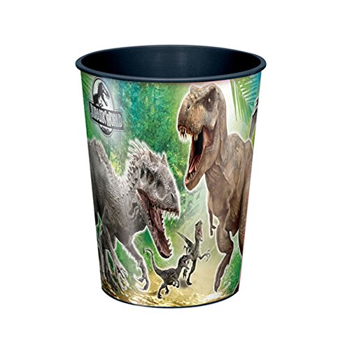 16oz Jurassic World Plastic (Unique Halloween Gifts)