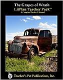 The Grapes of Wrath LitPlan - A Novel Unit Teacher Guide With Daily Lesson Plans (LitPlans on CD)