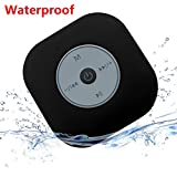 Bluetooth Speaker, NUTK Waterproof Player Wireless Stereo Lossless Hi-Fi Audio