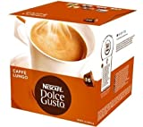 Nescafe Dolce Gusto Small Home Appliances – Breakfast – Accessories – 16 Dolce Gusto Caffa Lungo Capsules Review