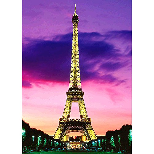 Tower Diamond Embroidery 5D Diamond DIY Painting Craft Home Decor - 4